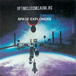 Jedi Knights Circle - Space Explorers CDR