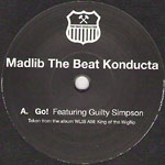"Madlib - Go! / Gamble On Ya Boy 7"" Single"