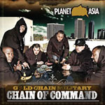 Planet Asia & GCM - Chain of Command CD