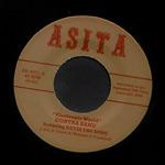 "Contra Band - Electronic World / PSA 7"" Single"