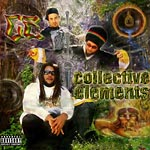 Collective Elements - Collective Elements CD
