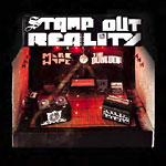 Marc Hype & Jim Dunloop - Stamp Out Reality CD
