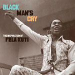 Fela Kuti - Black Man's Cry 4x10""