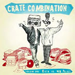 Kista & 45 Prince - Crate Combination Vol.1 CD