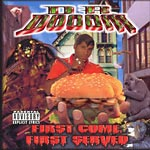 Dr. Dooom (Kool Keith) - First Come First Served 2xLP