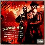 Talib Kweli & Hi-Tek - Revolutions Per Minute CD