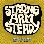 "Strong Arm Steady+Madlib - Best Of Times 12"" Single"