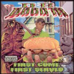 Dr. Dooom (Kool Keith) - First Come Instrumentals LP