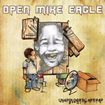 Open Mike Eagle - Unapologetic Art Rap CD