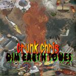 Crunk Chris - Dim Earth Tones CD
