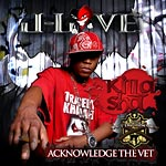 Killa Sha - Acknowledge the Vet CD