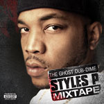 Styles P - The Ghost Dub-Dime CD