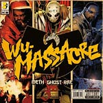 Meth, Ghost & Rae - Wu Massacre CD