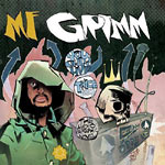 MF Grimm - You Only Live Twice CD