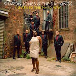 Sharon Jones & Dap-Kings - I Learned the Hard Way CD