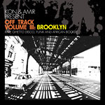 Kon & Amir - Off Track Vol. 3-Brooklyn 2xCD