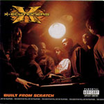 X-Ecutioners - Built From Scratch CD