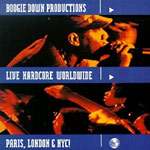 Boogie Down Productions - Live Hardcore Worldwide CD
