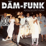 Dam-Funk - Adolescent Funk CD