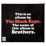 The Black Keys - Brothers CD