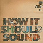 Damu The Fudgemunk - How It Should Sound v.1&2 CD