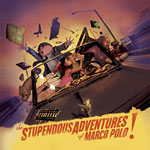 Marco Polo - The Stupendous Adventures CD