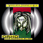 Orko Eloheim - Dreadlocks Incense & Oil CDR