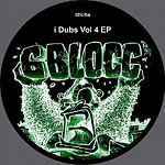 "6Blocc - I Dubs Vol. 4 12"" EP"