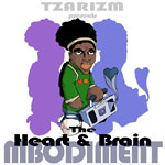 Heart & Brain (Tzarizm) - MBodiment CD