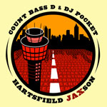 Count Bass D & DJ Pocket - Hartsfield JAXson CD