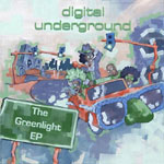 Digital Underground - Greenlight CD EP