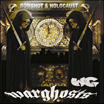 Bomshot & The Holocaust - Warghosts CD
