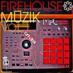 Asterix & DJ Lime Green - Firehouse Muzik Vol. #1 CD