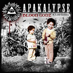 Apakalypse - Blood Godz CD