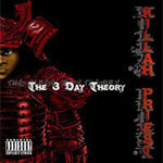 Killah Priest - 3 Day Theory CD
