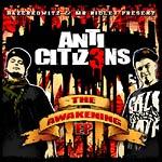 Anti Citizens - The Awakening CD EP