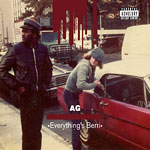 AG - Everything's Berri CD