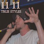11 11 - True Styles CD