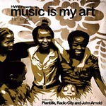 "Various Artists - HVW8: Music Is My Art 12"" Single"