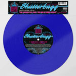 "Big Boi (Outkast) - Shutterbugg (blue vinyl) 12"" Single"