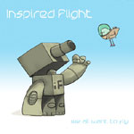 Inspired Flight - We All Want To Fly CD