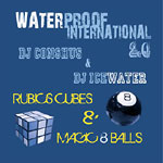 DJ Conshus & DJ Icewater - Waterproof Int'l vol. 2 CD