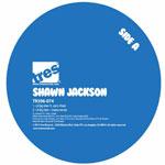 "Shawn Jackson - Lil Big Man (clear vinyl) 12"" Single"