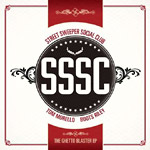 Street Sweeper SocialClub - Ghetto Blaster CD EP