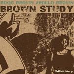 Boog Brown & Apollo Brown - Brown Study CD
