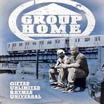 Group Home - Gifted Unlimited Rhymes CD