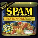 SPAM (Holiq & Mannyfesto) - Less Is More CD EP