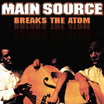 Main Source - Breaks the Atom 2xLP