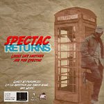 Spectac - Spectac Returns CD
