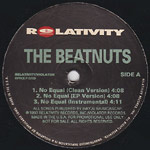"The Beatnuts - No Equal / Psycho Dwarf 12"" Single"